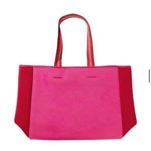 New SummerSalt Neoprene Large Pink Beach Tote Bag